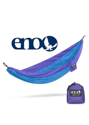 ENO ENO Singlenest Hammock Purple/Teal