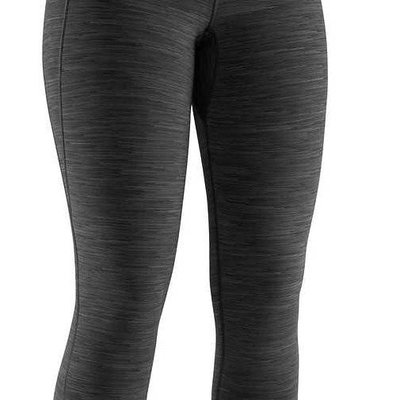 NRS NRS Women's HydroSkin 0.5 Pants Charcoal Heather Size M