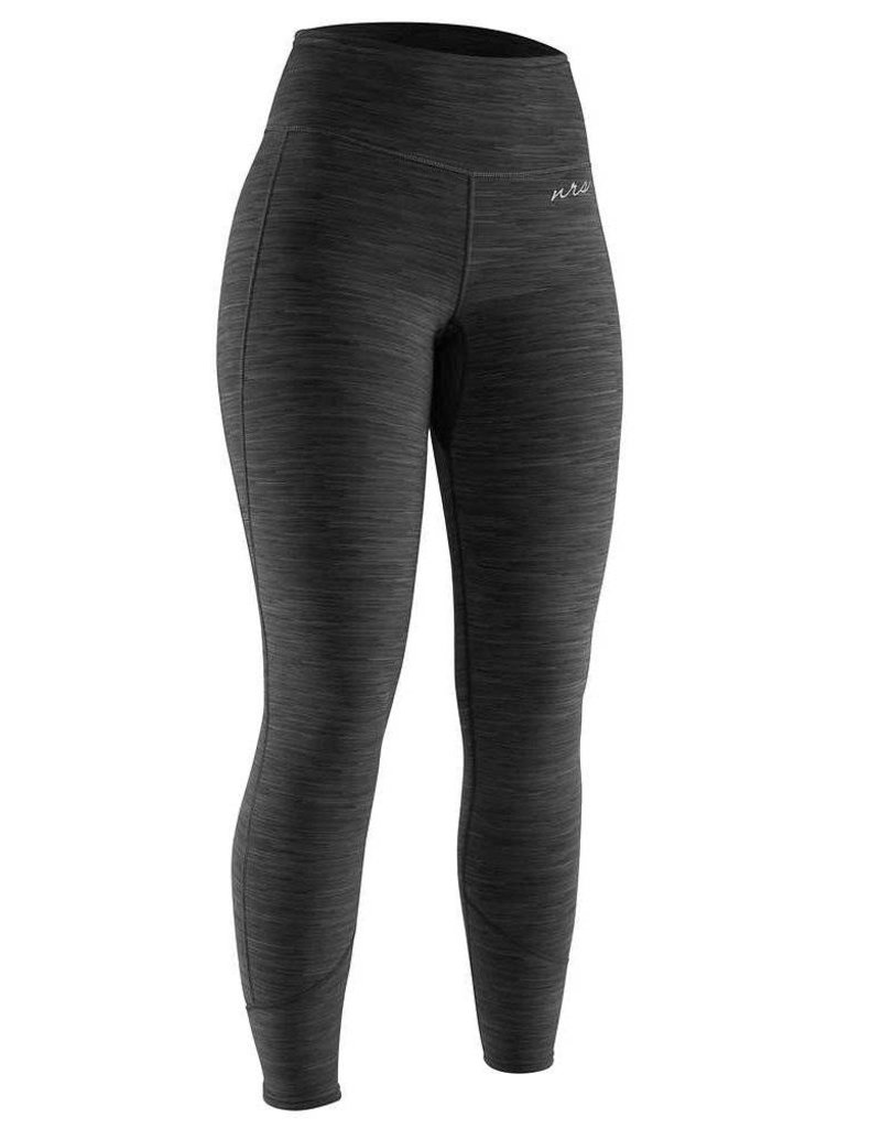 NRS Women's HydroSkin 0.5 Pants Charcoal Heather Size M