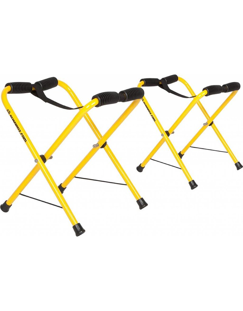 "Suspenz Universal Portable Kayak Canoe Stand LG 23"""
