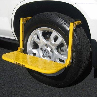 Suspenz Suspenz EZ Wheel Car Tire Step Up