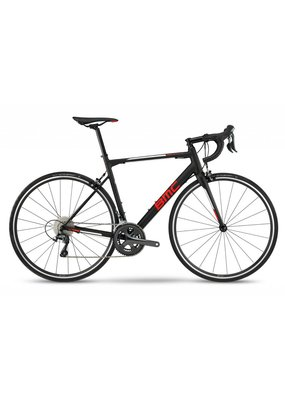 BMC Teammachine ALR01 Three 51 Tiagra Black White Red