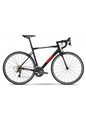 BMC Teammachine ALR01 Three Road Bike 51 Tiagra Black White Red