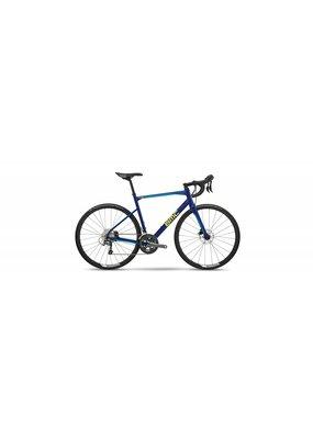 BMC Roadmachine 03 Two Road Bike 56 Tiagra Blue Yellow Blue