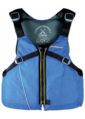 Stohlquist Stohlquist OFSA Life Jacket Mens Pacific Blue Universal