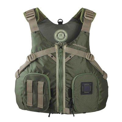 Stohlquist Stohlquist Piseas Mens Life Jacket Green L/XL