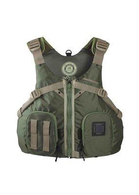 Stohlquist Stohlquist Piseas Mens Life Jacket Green SM/Med
