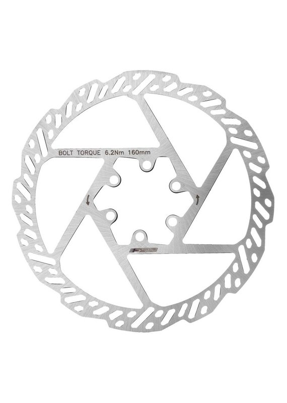 Full Speed Ahead (FSA) Full Speed Ahead BRAKE PART FSA DISC ROTOR 160 KFORCE 1pc