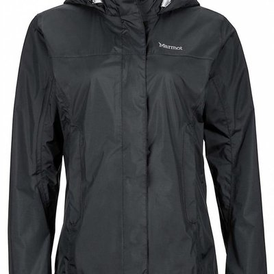 Marmot Marmot Wm's Precip Jacket Black XXL