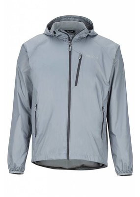 Marmot Marmot Ether Dri Clime Hoody Gray Storm Large