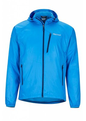 Marmot Marmot Ether Dri Clime Hoody French Blue Large