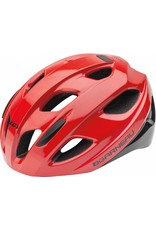 Louis Garneau Louie Garneau ASSET Cycling HELMET RED/BLACK XL