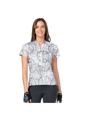 Terry Terry Breakaway Mesh short Sleeve Jersey