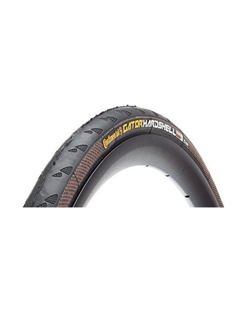 Continental Continental Gator Hardshell 700 X 23 Folded Road Tire Duraskin