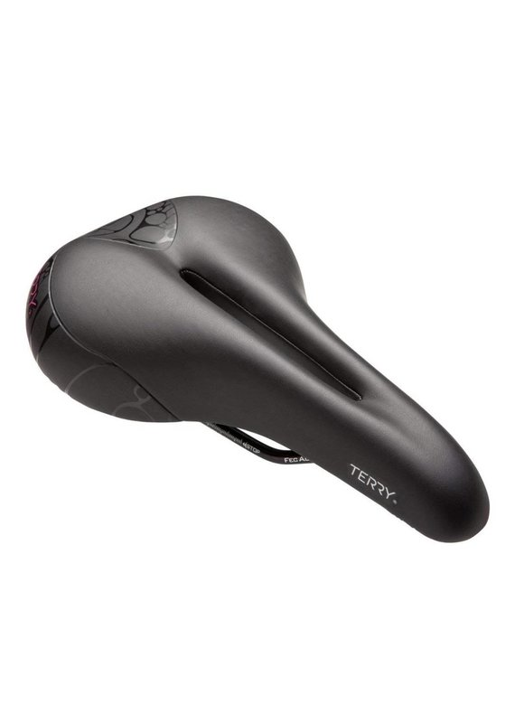 Terry Terry Butterfly CromolyGel Women's Saddle Black