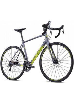 Fuji SPORTIF 1.5 DISC 56 SATIN CHARCOAL 2018