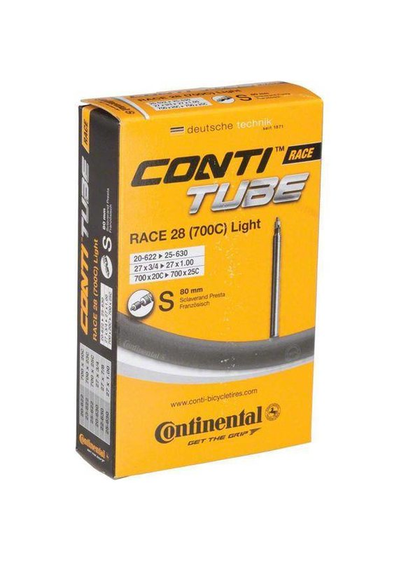 Continental Continental Race Tube - 700X18-25 - 80mm PV - 110g