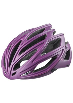 Louis Garneau WOMEN'S SHARP CYCLING HELMET PURPLE ML