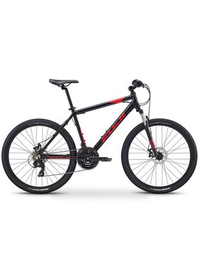 Fuji ADVENTURE 27.5 13 SATIN BLACK 2018