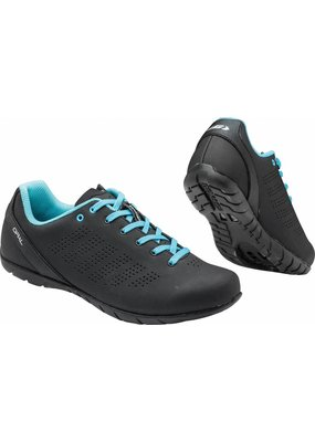 Louis Garneau WOMEN'S OPAL CYCLING SHOES BLACK 43