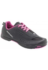 Louis Garneau Louis Garneau - Women's Urban Bike Shoes Black/Pink 41