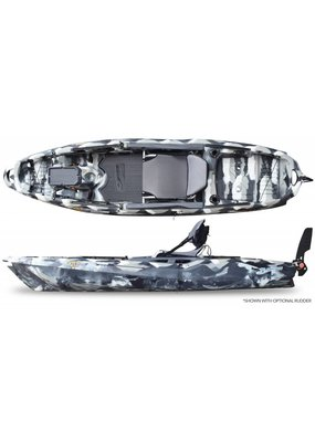3 waters Kayaks Bigfish 105 Urban Camo