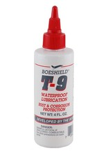 BICYCLE LUBE BOESHIELD T-9 4oz SQUEEZE
