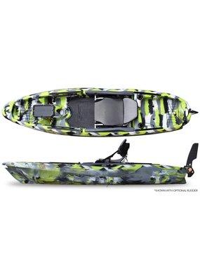 3 waters Kayaks Bigfish 105 Green Camo