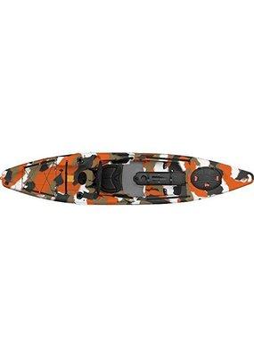 Feelfree Feel Free Moken Kayak 12.5 Orange Camo