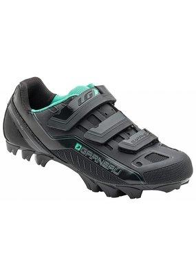 Louis Garneau Garneau Sapphire Women's MTB Shoe: Black 38