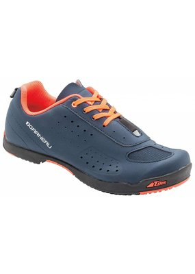 Louis Garneau W'S URBAN SHOES DARK NIGHT/CORAL MANIA 43