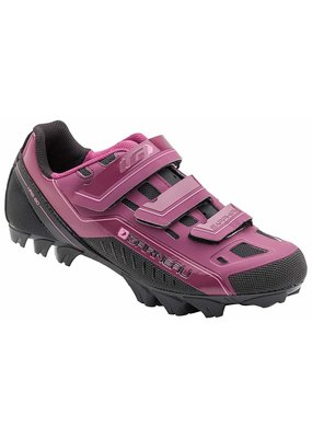 Louis Garneau W SAPPHIRE SHOES MAGENTA PURPLE 38