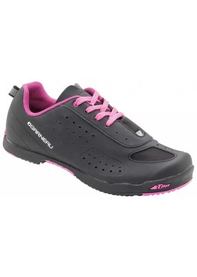 Louis Garneau W'S URBAN SHOES BLACK/PINK 43