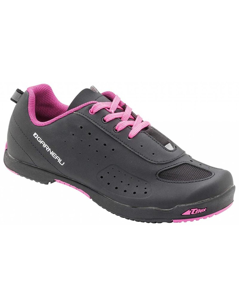 Louis Garneau Louis Garneau - Women's Urban Bike Shoes Black/Pink 38