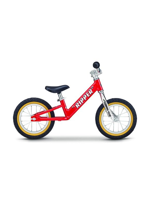 SE SE Micro Ripper 12 Push Balance Bike Red