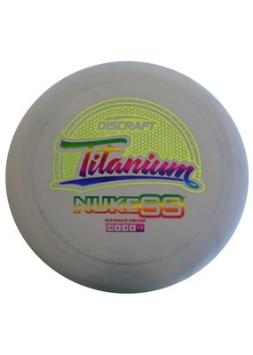 Discraft DISCRAFT TITANIUM NUKE SS Golf Disc