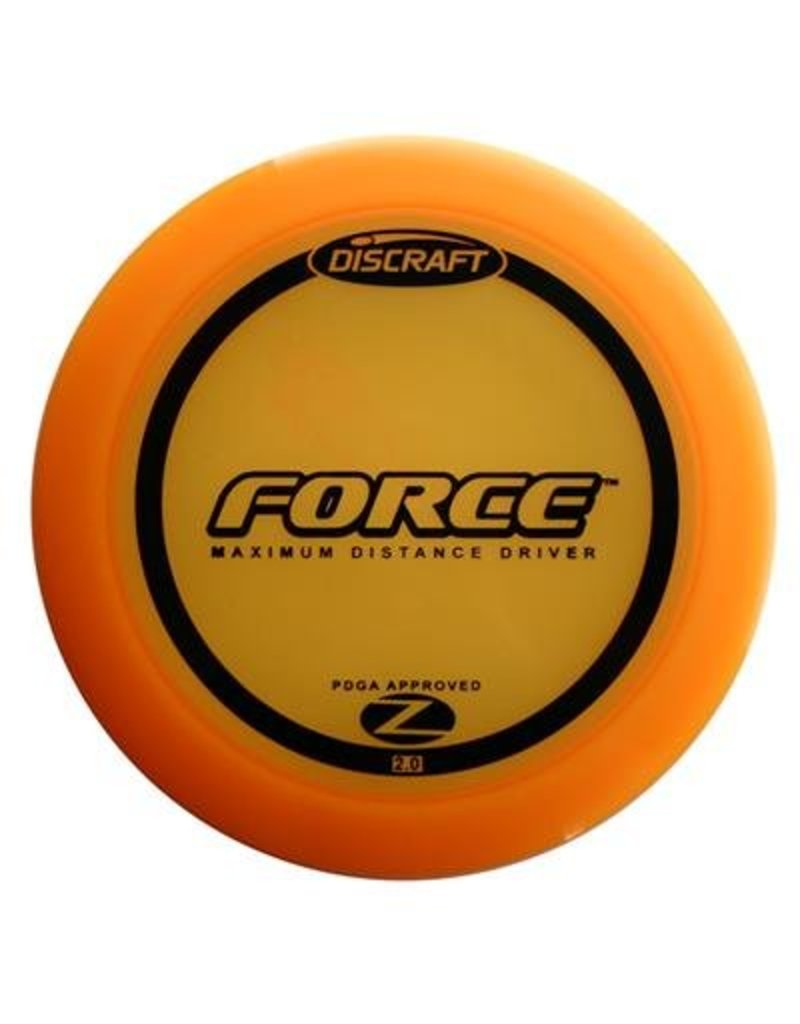 Discraft DISCRAFT Z LINE FORCE Distance Driver Golf Disc