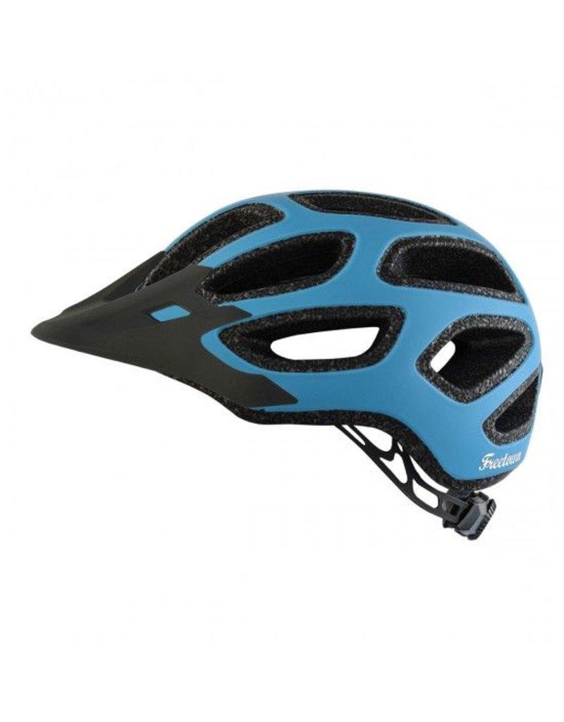 Freetown ROUGHNECK Adult Bicycle Helmet Blue L 58-62cm