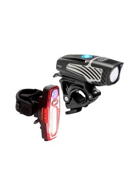 NITERIDER NiteRider Lumina Micro 650 / Sabre 80 Combo Bicycle Lights