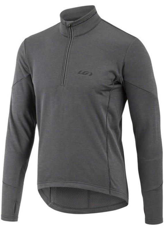 Louis Garneau Garneau Edge 2 Men's Jersey: Asphalt XL