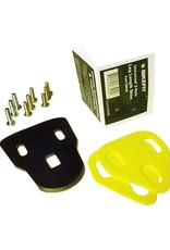Bike Fit Systems Bike Fit Leg Length Shims: Road, 3-Hole SL/Delta/Time