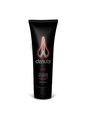 DZ Nuts DZ Nutz Pro Chamois Bicycle Rider Anti Chafing Cream: 4oz Tube