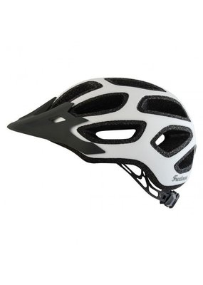 Freetown Freetown Roughneck Adult Bicycle Helmet White M 53-58cm