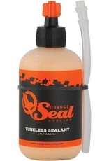 Orange Seal Tubeless Tire Sealant  4oz w/TwistLock