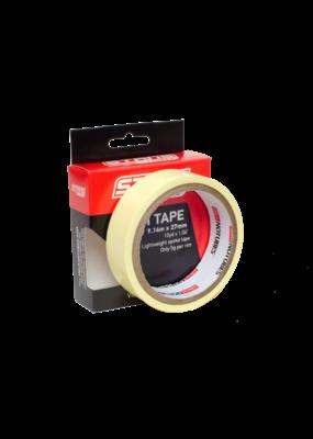 Stan's No Tubes, Rim Tape, Yellow, 27mm x 9.14m roll