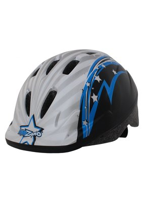 KIDZAMO KIDZAMO Bike Helmet XS-SM Stars