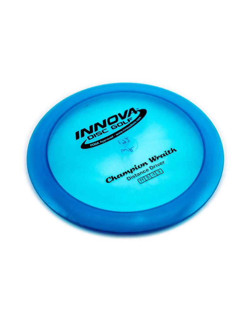 Innova Innova Champion Wraith Distance Driver Golf Disc