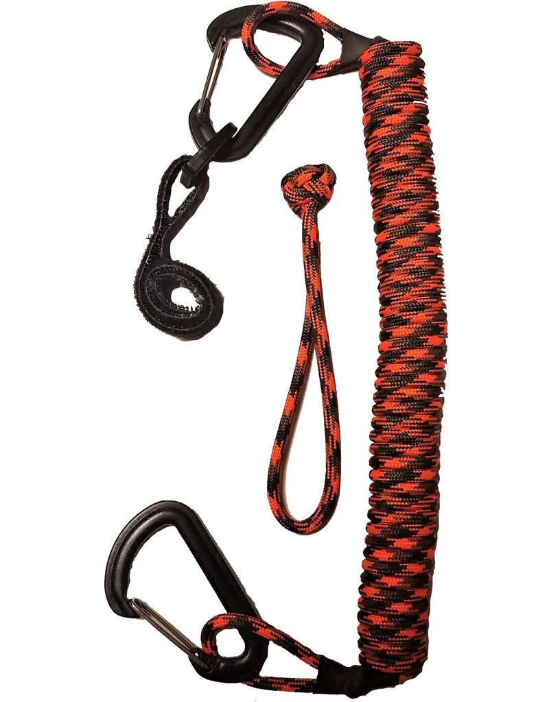 Rod Hawg Fishing Rod and Paddle Leash
