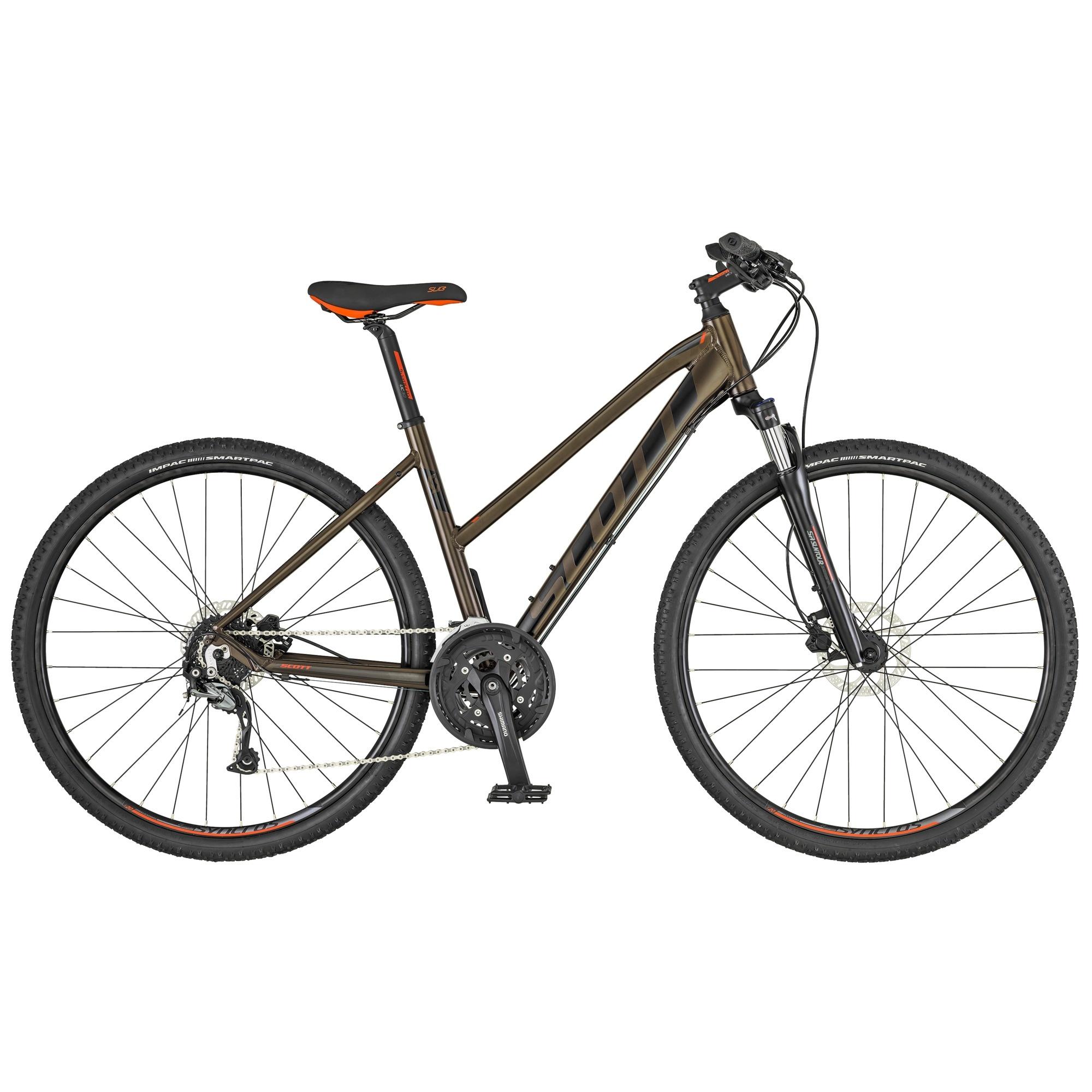 SCOTT Bike Sub Cross 30 Lady S