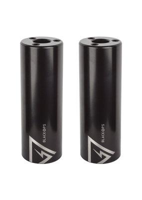 BLACK OPS AXLE PEGS BK-OPS BRINCK CRMO BK 35x100 3/8-14mm